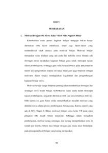 Strategi Guru Pai Dalam Meningkatkan Motivasi Belajar Siswa Di Smp Islam Al Azhaar Tulungagung Institutional Repository Of Iain Tulungagung