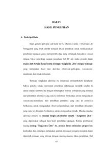 Upaya Guru Dalam Menanamkan Pendidikan Karakter Terhadap Anak Usia Dini Di Tk Dharma Wanita 1 Durenan Trenggalek Institutional Repository Of Iain Tulungagung